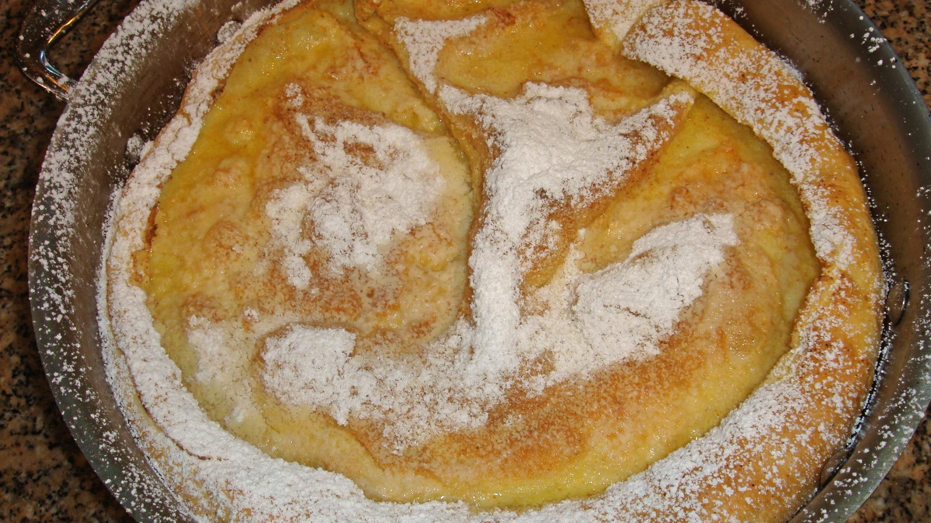 David Eyre's Pancake made Gluten-Free | Gluten-Free Baking & More