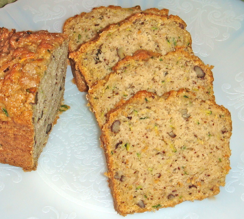 Gluten-Free Zucchini Bread | Gluten-Free Baking & More