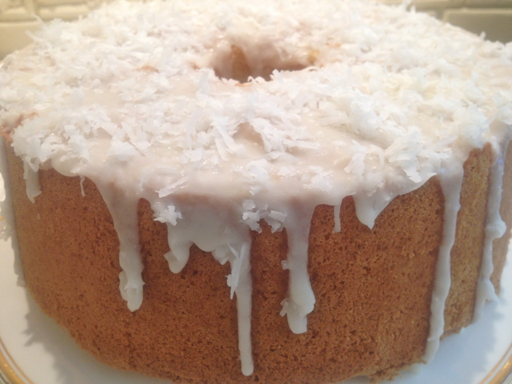 Gluten-Free Coconut Chiffon Cake | Gluten-Free Baking & More