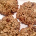 Gluten-free granola cookies